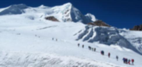 Potovanje Nepal - vzpon na Mera Peak
