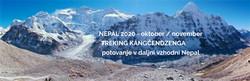 Treking Nepal - Kangčendzenga