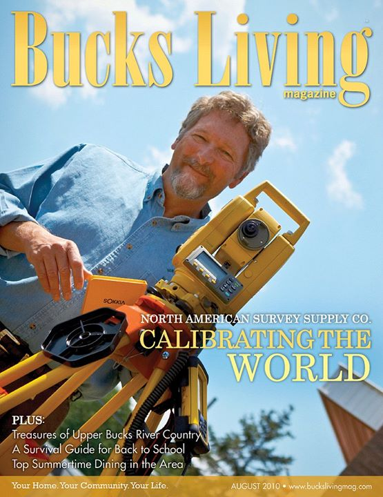 Bucks Living Magazine