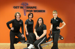 Get in Shape for Woman