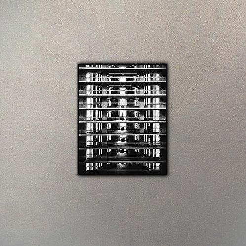Fotografía Corte Edificio