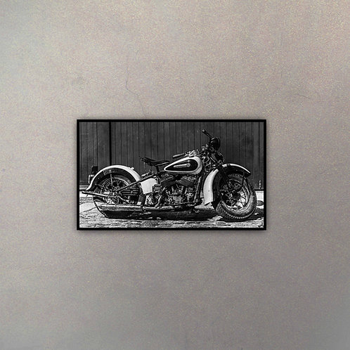 Perfil Moto Harley VI
