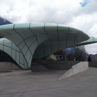 Innsbrucker Nordkettenbahnen - Hungerburgbahn