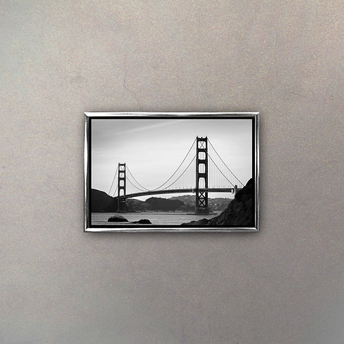 Golden Gate Bridge (Canvas)