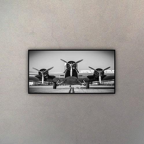 Avión a Hélice