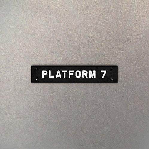 "Cartel Platform ""7"" I"