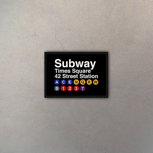 NYC Subway IV