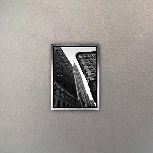 Edificios New York II (Canvas)