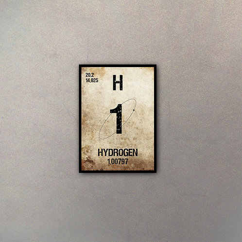 Elemento Hidrógeno
