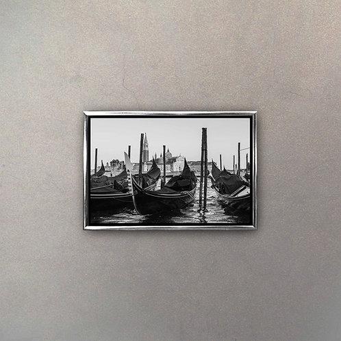 Góndolas I (Canvas)
