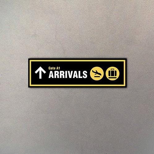 Cartel Arrivals Gigante