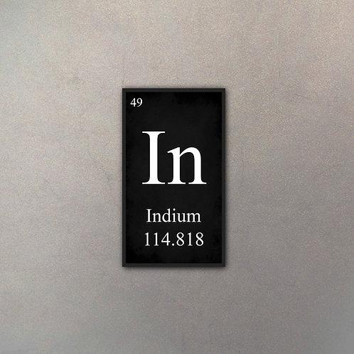 Elemento Indio