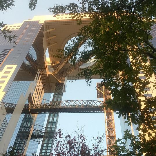 Umeda Sky Building