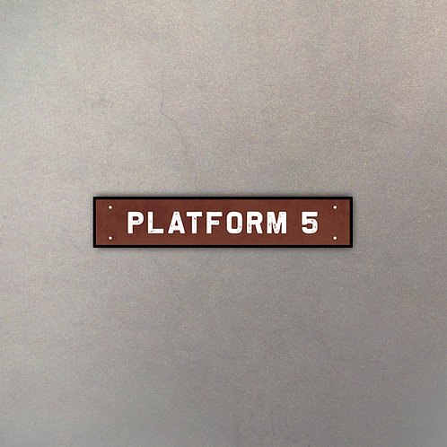 """Cartel Platform """"5"""""""