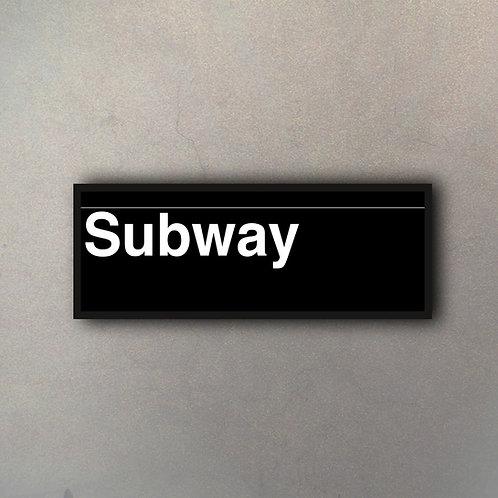 NYC Subway I