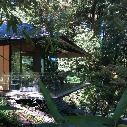 Japanese Gardens Tea House