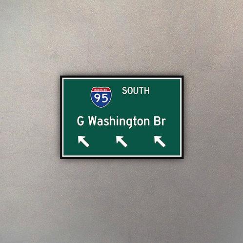Autopista George Washington Bridge