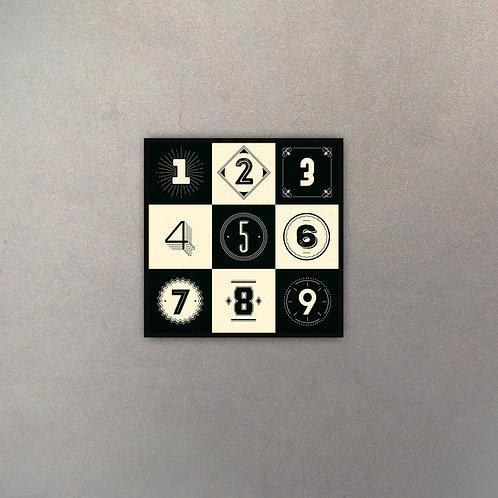 Diseño Números
