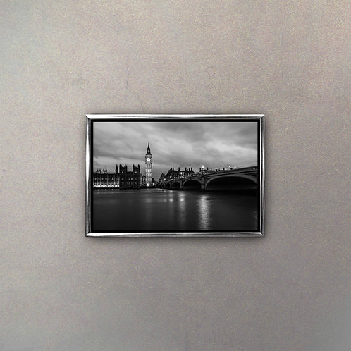 Vista London I (Canvas)