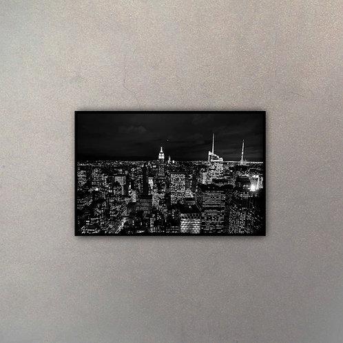 Vista Nocturna New York
