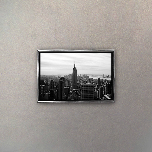 Vista New York V (Canvas)
