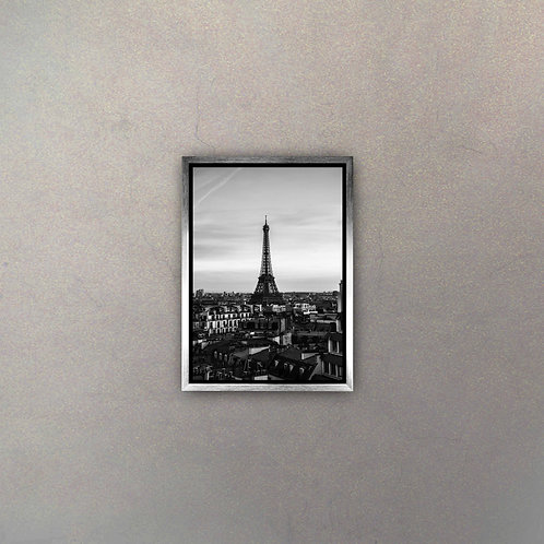 Vista París I (Canvas)
