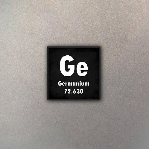 Elemento Germanio II