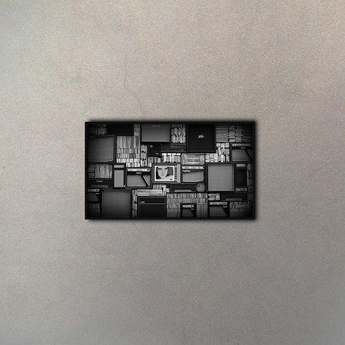 Biblioteca y TV