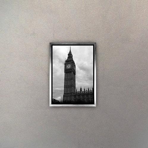 Big Ben I (Canvas)