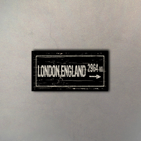 Distancia a Londres