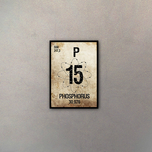 Elemento Fósforo II