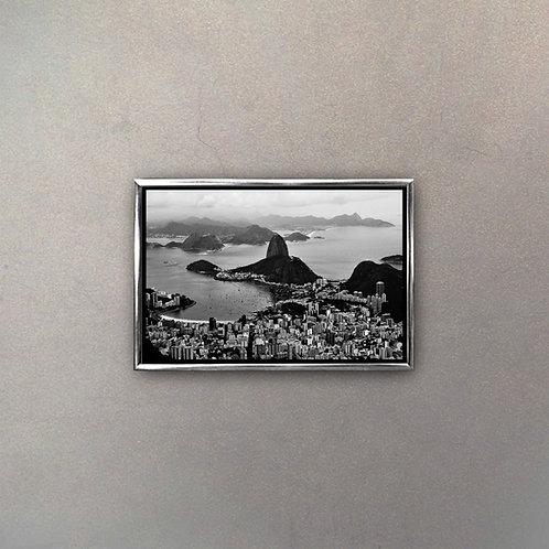 Vista Río De Janeiro I (Canvas)
