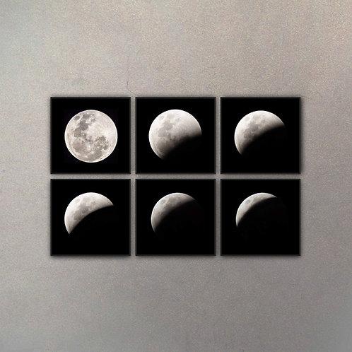 Set Fases Luna I