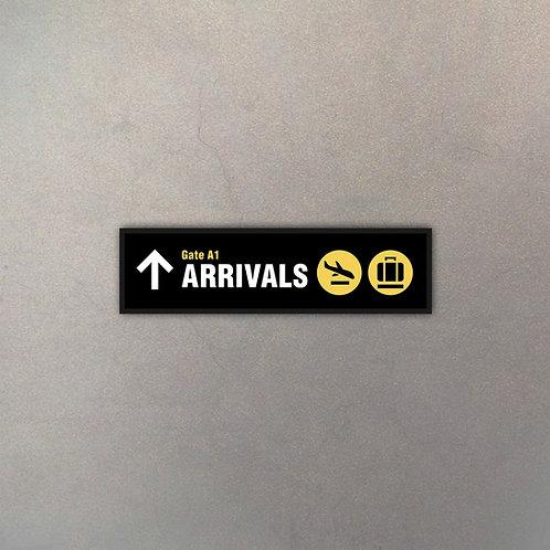 Arrivals II