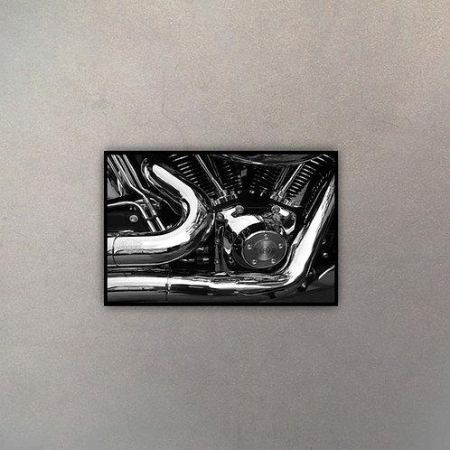 Motor Harley IV