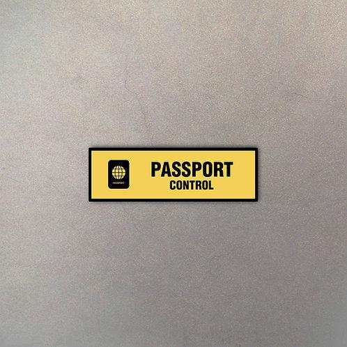 Cartel Passport Control