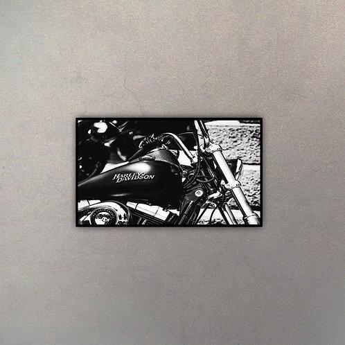 Perfil Moto Harley II