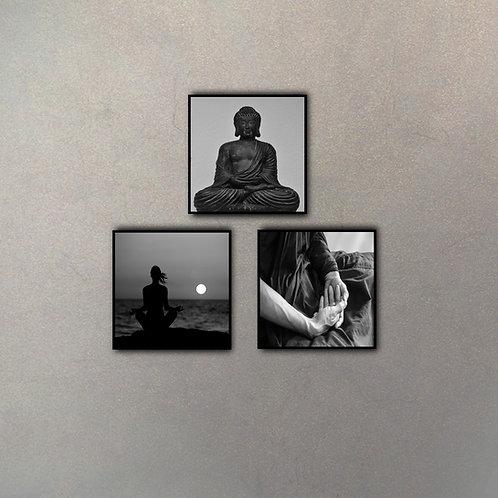 Combo Zen (3 Cuadros)