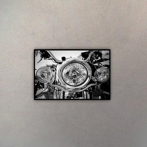 Frente Moto Harley I