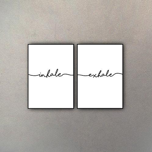 Set Inhale-Exhale