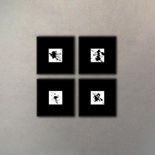 Set Modernos Manchas I