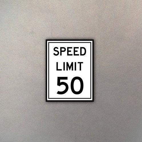 Cartel Speed Limit