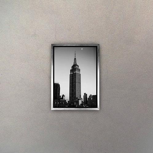 Vista Empire State (Canvas)