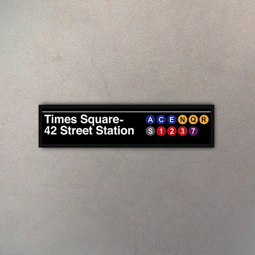 NYC Subway X
