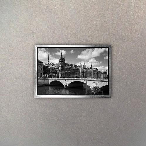 Vista París V (Canvas)