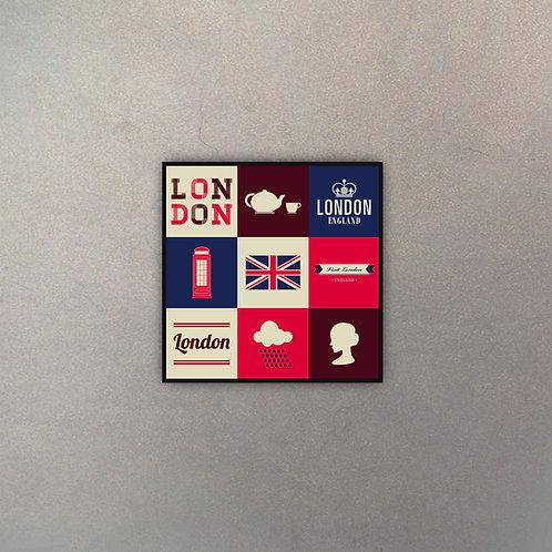 Iconos Londres Pop