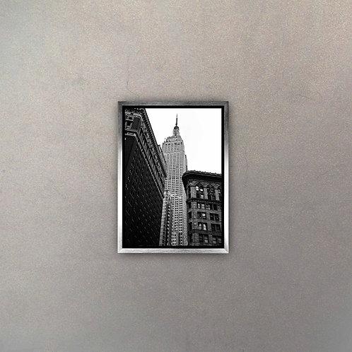 Edificios New York I (Canvas)
