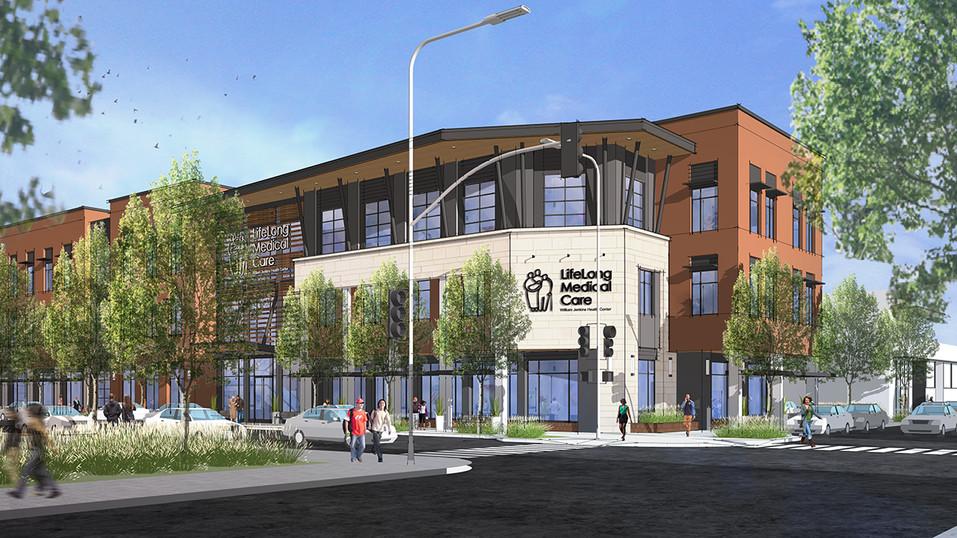 William Jenkins Health Center - Richmond, California, USA