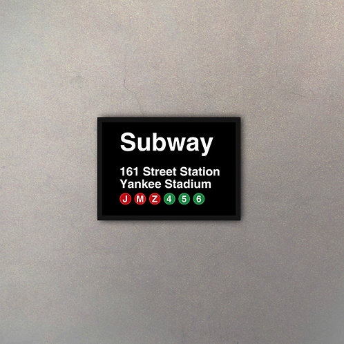 NYC Subway VI