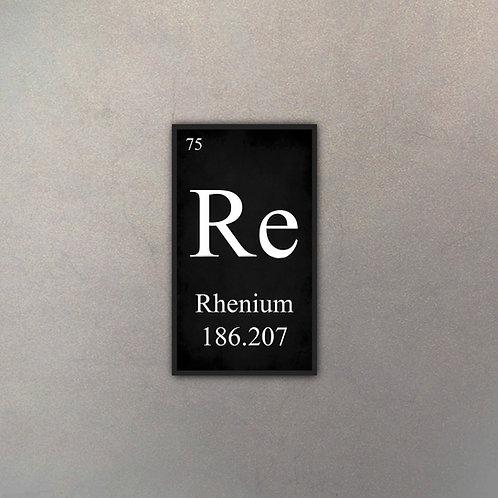 Elemento Renio
